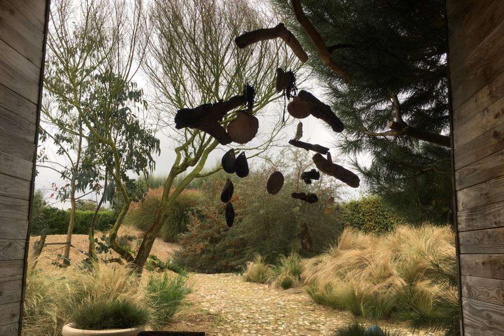 Jardin de Kerfouler à Plouëc-du-Trieux. Photo : Stéphanie Prémel